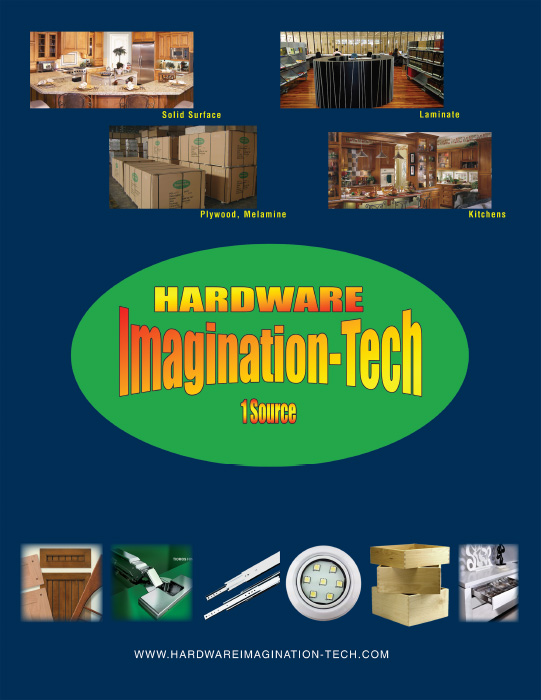 Hardware Imagination Tech Full Catalog